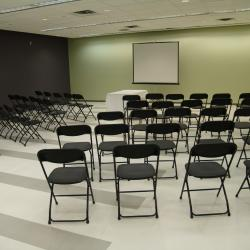 Wynford Room lecture setup